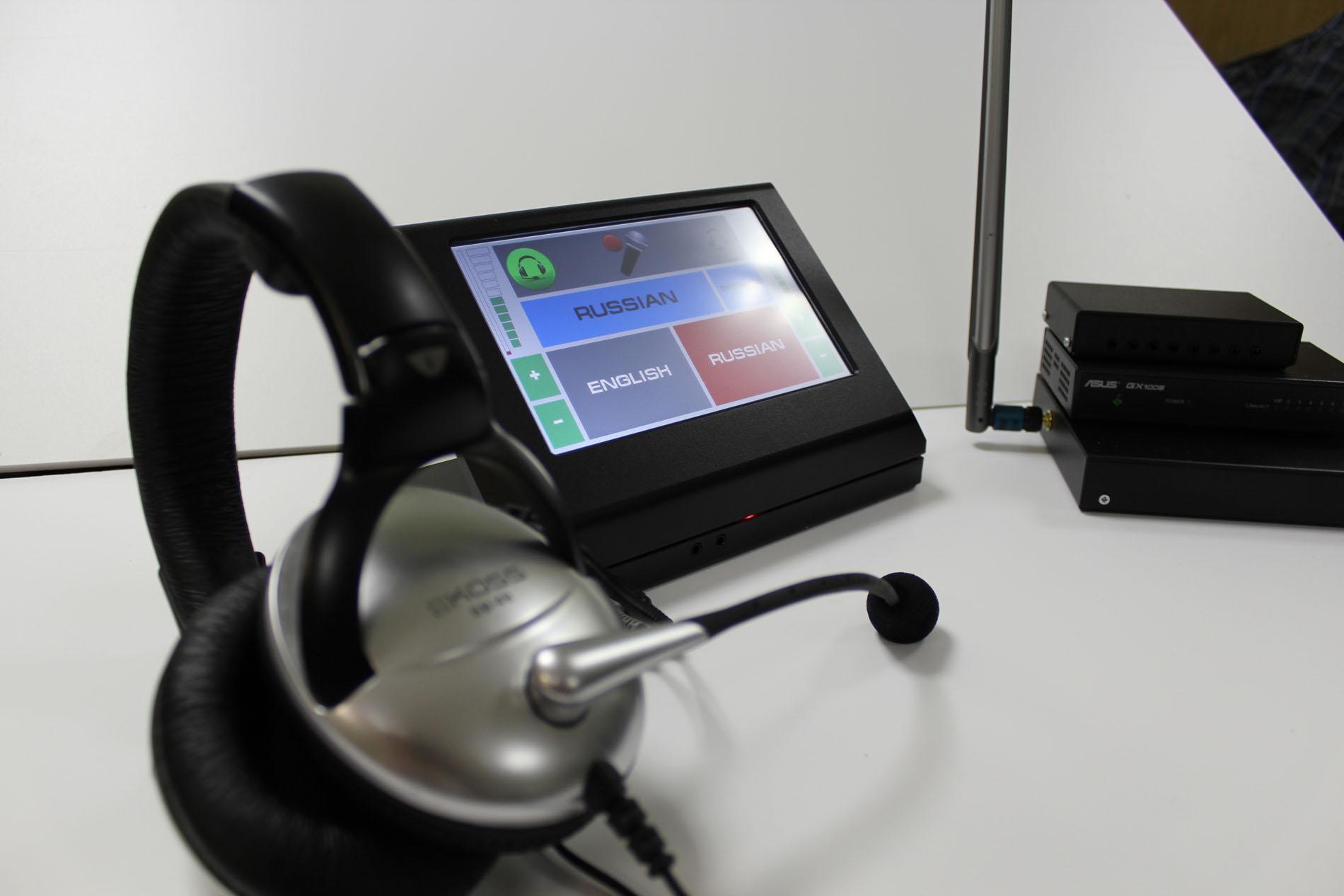 Оборудование Радиогид в аренду