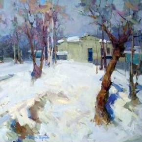 Персональная выставка Павла Шумова