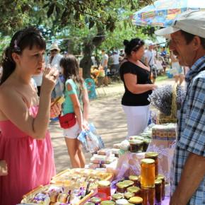 Фестиваль лаванды в Крыму