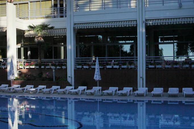 Отель море