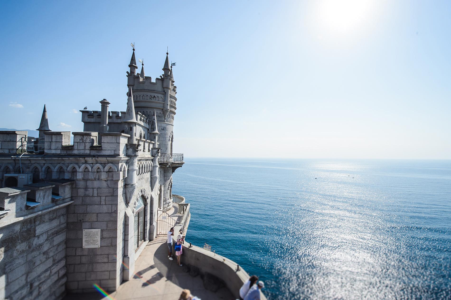 Однодневные экскурсии по Крыму