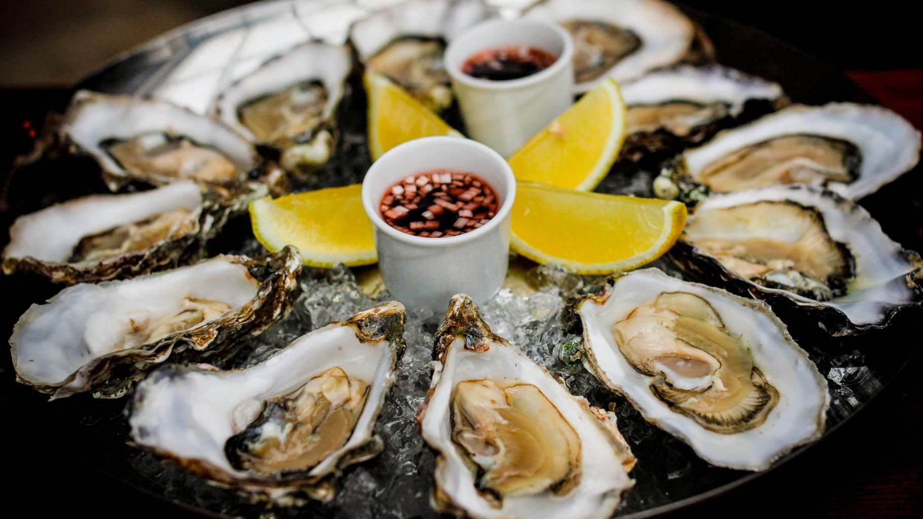 морепродукты из Крыма