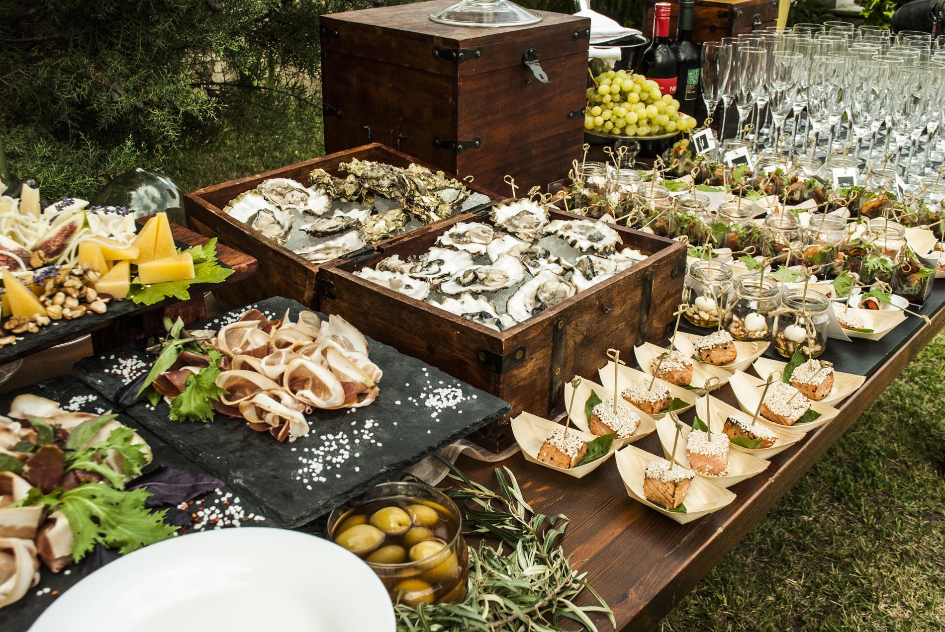 Организация питания в Крыму